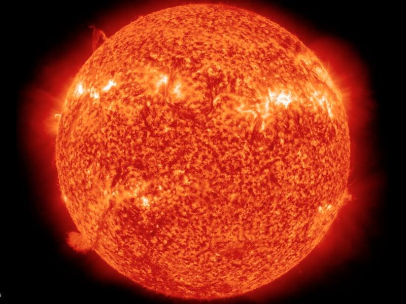 Ar ilgai švies saulė? Kodėl mėnulis turi fazes?